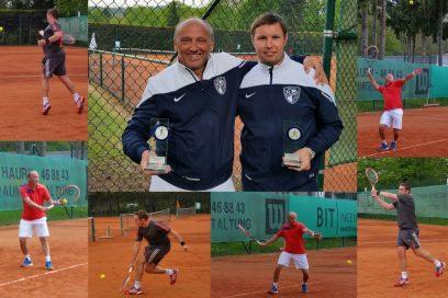 Der TCB gratuliert Martin Hassmann und Dominik Hatz zum Bezirksmeistertitel!