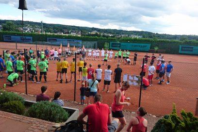 """Fußballtennis-Turnier """"HEBIESE OPEN 2017"""" anlässlich Sommerfest am Freitag, 28. Juli 2017"""
