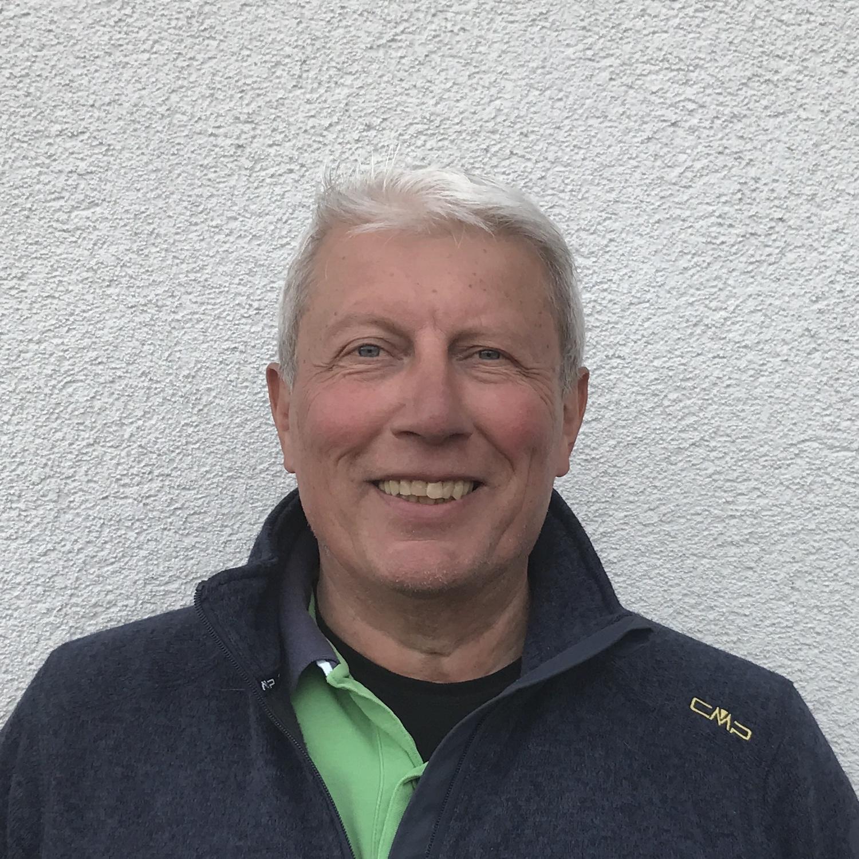Klaus Wick Breitensportwart beim TC Bischweier