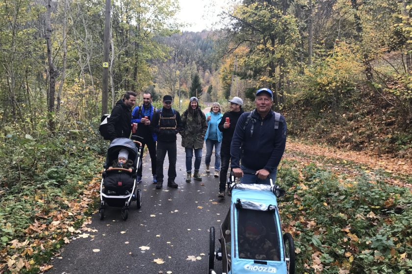 TCB-Jahresausflug am Sonntag, 07. Oktober 2018