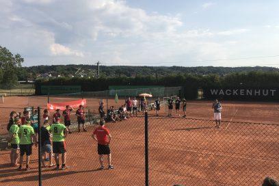 """Fußballtennis-Turnier """"HEBIESE OPEN 2019"""" anlässlich Sommerfest am Freitag, 26. Juli 2019"""