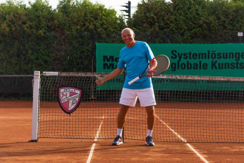 Schöne Erfolge für TCB-Aktive beim ITF-Seniorenturnier in Singen