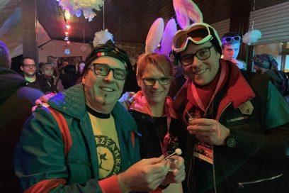 Impressionen von der TCB Après-Ski Party