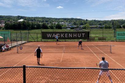 Pfingsten läutet die Tennis-Pause ein
