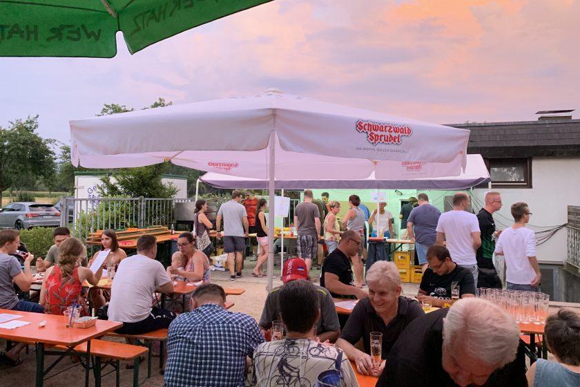Rückblick & Impressionen TCB Sommerfest 2019