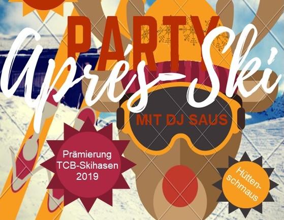 Alpenfeeling in der Kirschenallee – Förderverein TCB lädt zu Après-Ski Party ein